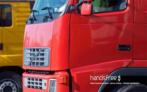 Handsfree Solutions A4 brochure